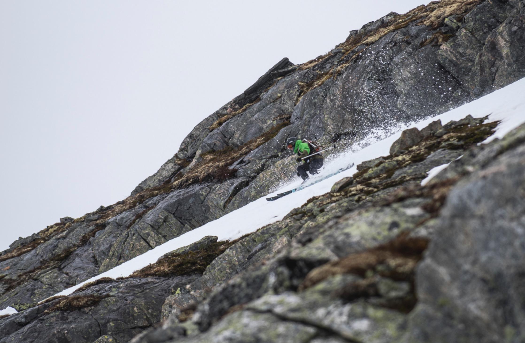 VANT: Petter Hørthe vant en klar seier. Foto: Olav Standal Tangen