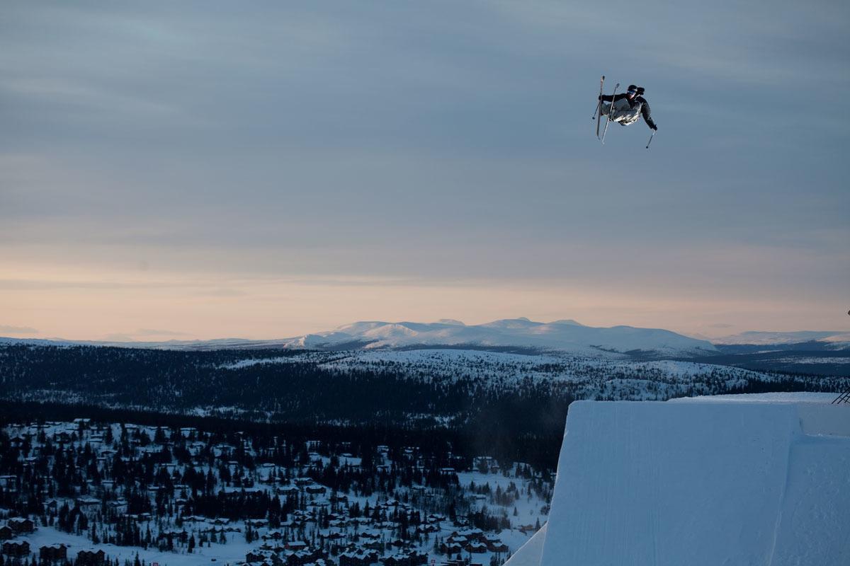 REKORD: Andreas Håtveit er ikke lenger verdensrekordholder. Men var han egentlig det, i 11 år, i utgangspunktet? Foto: Thomas Kleiven