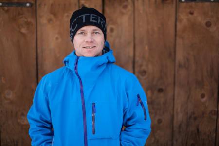 DROPPER SPYDER: Stian Hagen har nylig signert en avtale med klesgiganten Arc´teryx. Den norske frikjøreren skal både være med på utvikling og bruke den annerkjente merkevaren.