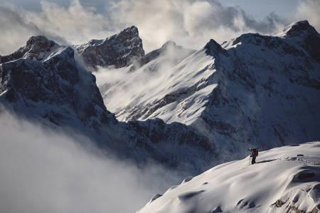 I BLANT ER DET GANSKE ÅPENBART: Engelberg = englenes fjell.