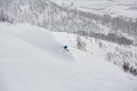 HAR FÅTT BUD: Ifølge strandaordfører Jan Tryggestad har kommunen fått et bud på alpinanlegget. Foto: Christian Nerdrum