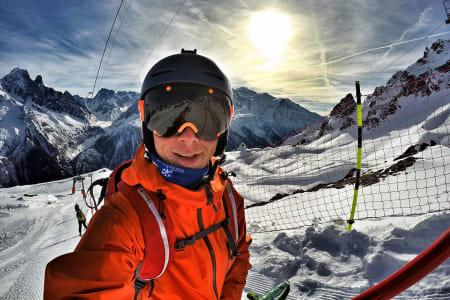 – Har fått mye luft under skia i år