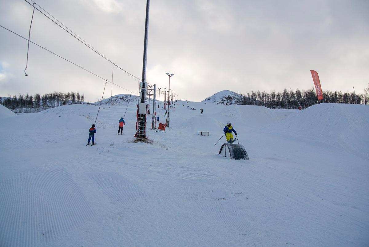 – Har Norges beste parktilbud