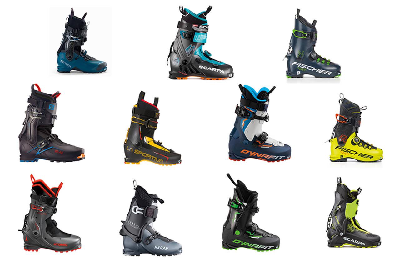 Lette toppturstøvler | Turutstyr | UTEMAGASINET.NO