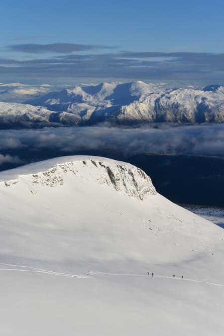 Nordmøre. Foto: Trond Stokke