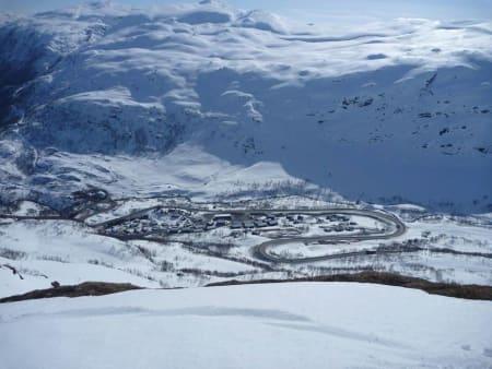 ÅSTED: Saudasvingen i Røldal er stedet hvor landets råeste frikjøringsgamlis skal kåres førstkommende helg.