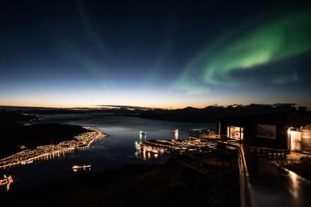 KALAS: Fri Flyt Film Tour ruller videre etter et stilig stopp i Narvik. Foto: Bård Basberg