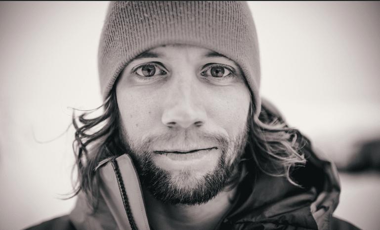 HOVEDPERSON: Eric «Hoji» Hjorleifson er en av verdens aller råeste frikjørere. Nå vises filmen om Hoji til Oslo. Foto: Dynafit