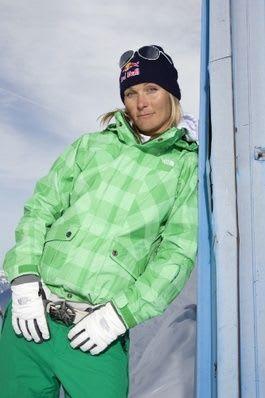 MOTIVERENDE: Karina Hollekim skriver selvbiografi som kommer ut til høsten.