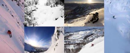 Hvilket anlegg har Norges beste offpiste?