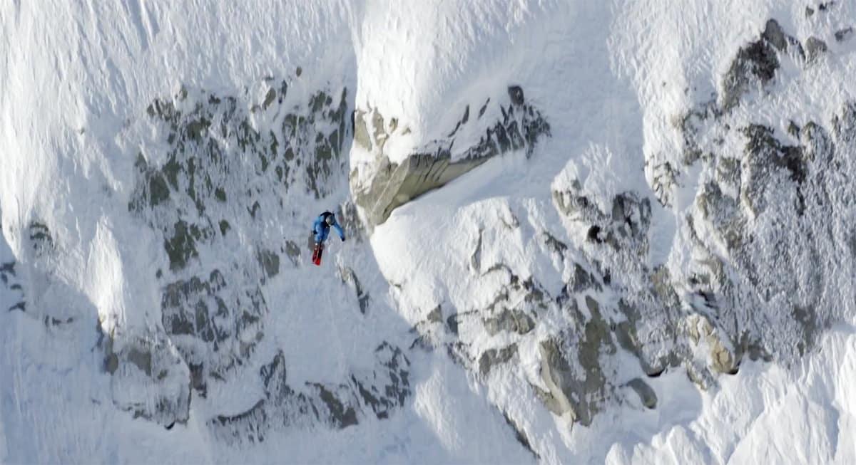 STORFJELLSHELT: De er ofte rødhårete disse store karene som kjører aller fortest med ski på beina i store fjell. Ian Macintosh er muligens ski-amerikanernes ginger-konge.