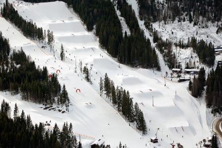 SELGES: Hakdal Idrettslag er svært nær å ta over Varingskollen. Foto: Oslo Snowparks