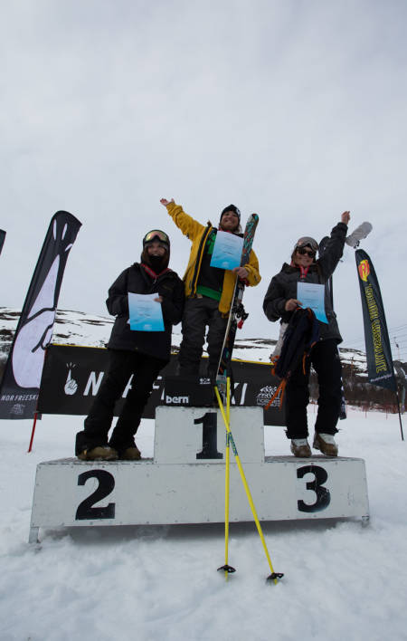 Dagens beste damer: Lilly Murud, Nina Rusten og Marina Johansen