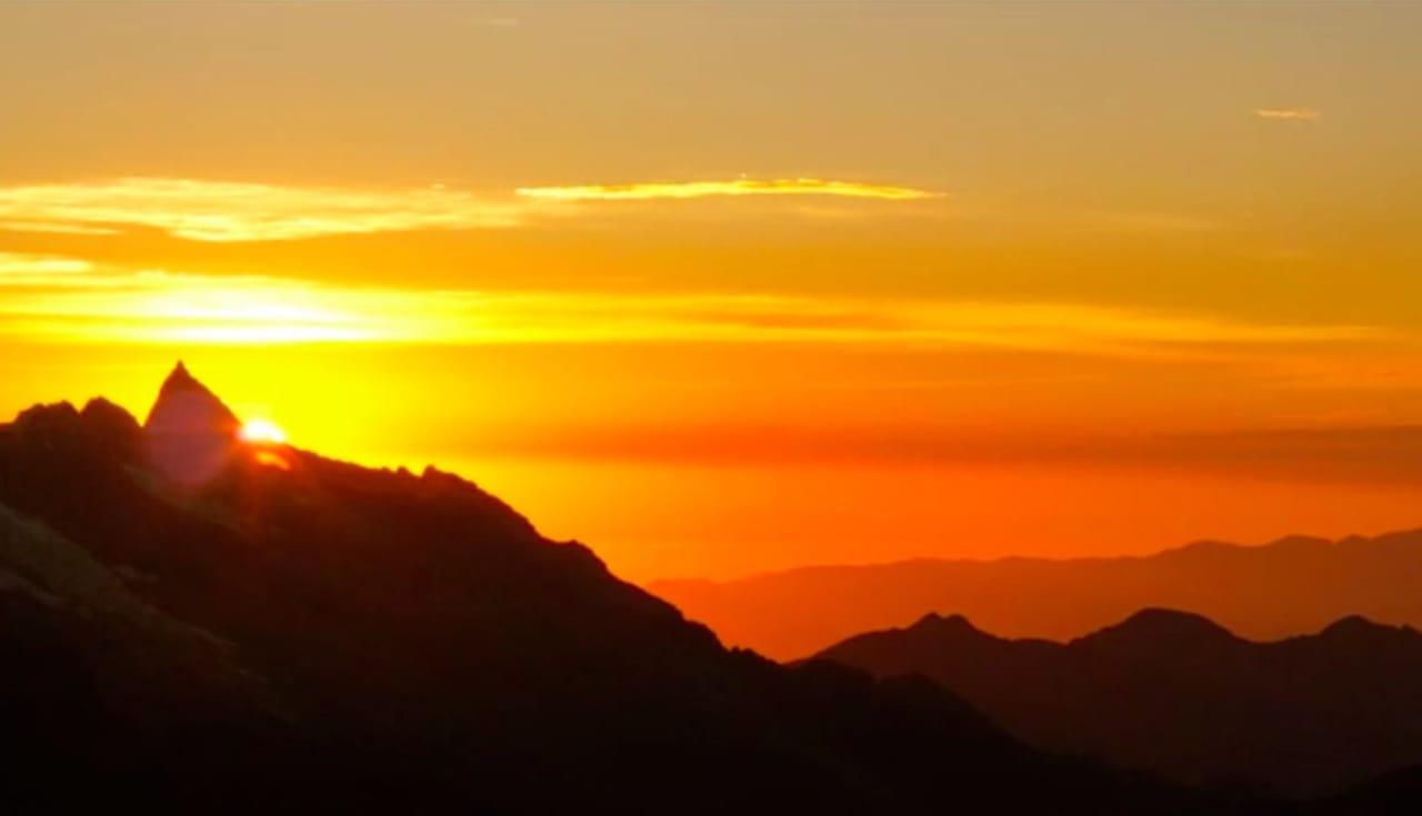 SOLOPPGANG: Bli med Matchstick Productions til Andesfjellene.