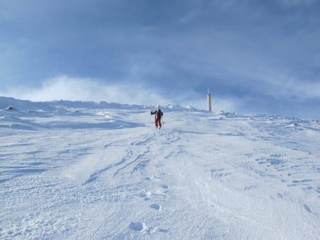 Gaustatoppen, Telemark