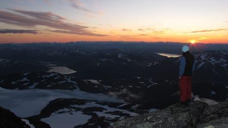 Nordland, Oksskolten