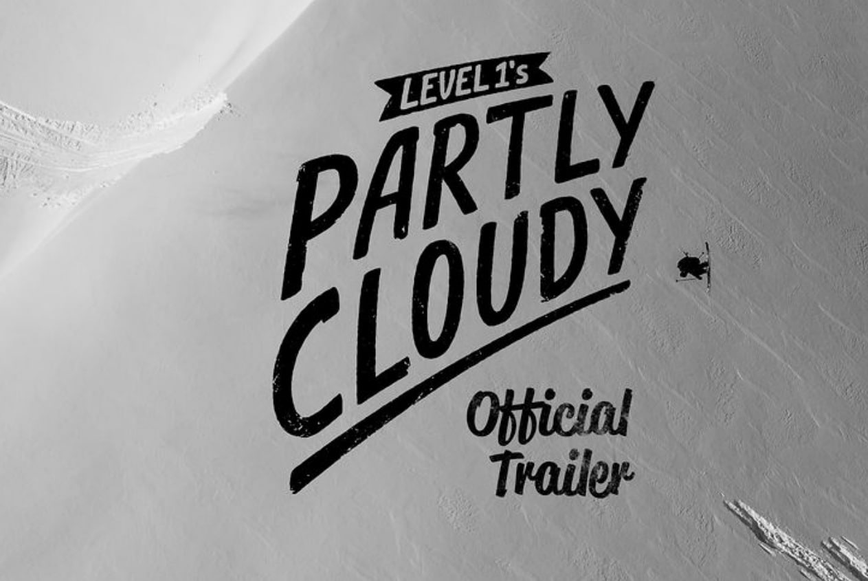 «PARTLY CLOUDY»: Det er lite som tyder på at årets Level 1-film blir noe mindre «sunny» enn fjorårets, selv om tittelen skulle tilsi noe annet.