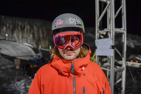 INVITERT: Klaus Finne havnet på sjetteplass i  Big Air i Aspen. Nå er han invitert til Hafjell. Foto: ESPN
