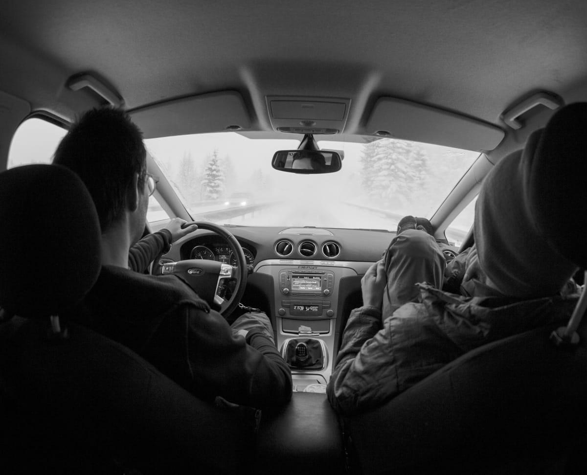 NYE VEIER: Denne sesongen blir reisen til mange skireisemål kortere. Foto: Hans Petter Hval