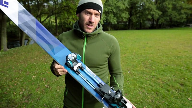 GIR SEG MED IMPORT: Björn Kruse er mannen bak Kruse topptur, som nå avvikles. Hvem som tar over importen av Black Diamond til Norge er ikke bestemt. Foto: Christian Nerdrum