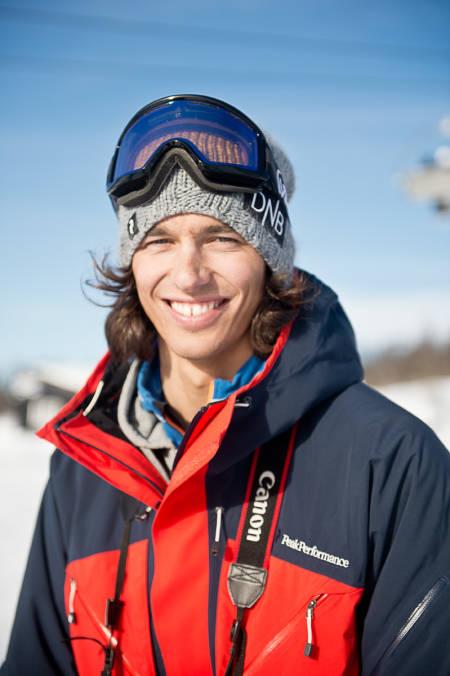 DET SMELLER TIL UKA: Denne mannen skal lede det norske laget til VM-medaljer på hjemmebane neste uke. Foto: Vegard Breie