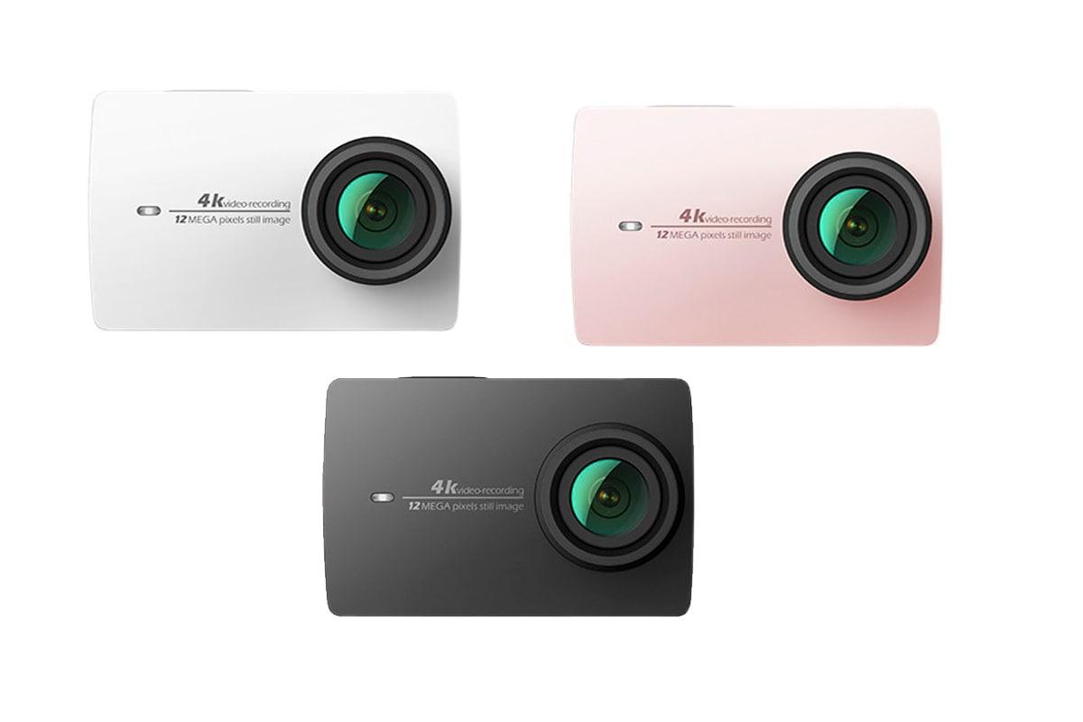 KONKURRENT: Slik ser kameraene ut. Foto: Xiaomi