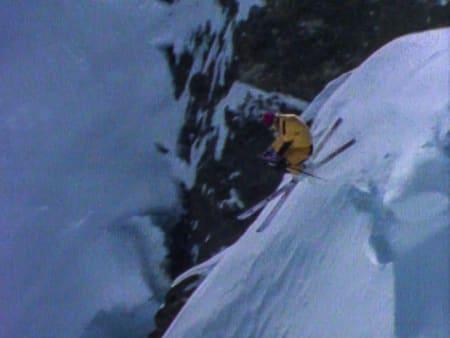 LEGENDE: Scot Schmidt, her fra Blizzard og Aaah´s, er litt av en legende i frikjøringssirkuset.