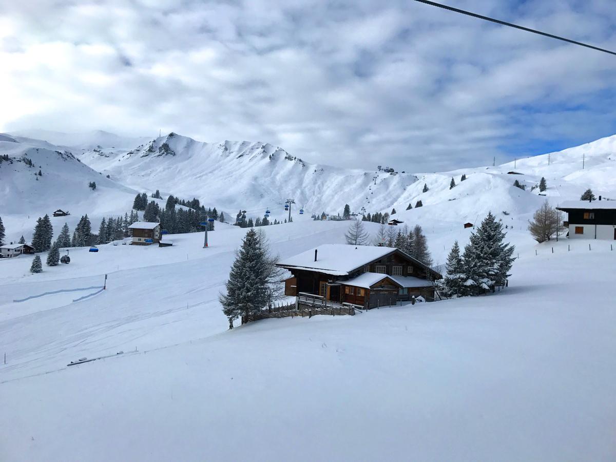 Lenk deg fast til Lenk i Sveits