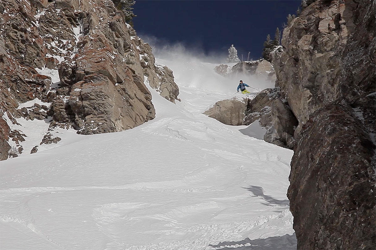 COLORADO: Erik Haslestad og Thomas Nergaard har reist til Colorado. Foto: Skjermump