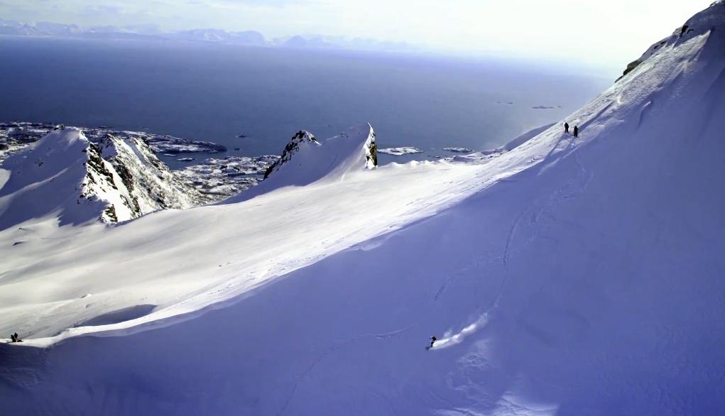 Martins drømmedag i Lofoten