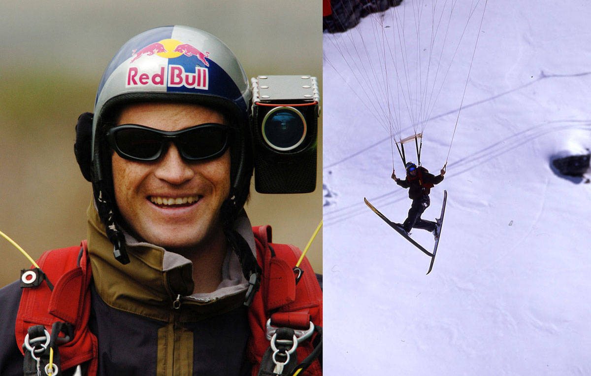 LEGENDE: Shane McConkey døde i en skibaseulykke i Italia i 2009. Få frikjørere har betydd så mye for sporten og livsstilen som han. Foto: Endre Løvaas
