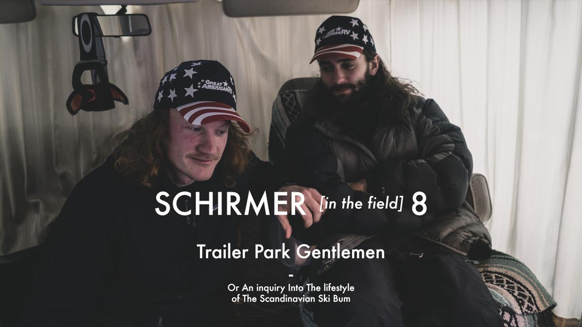 Med Schirmer på busstur