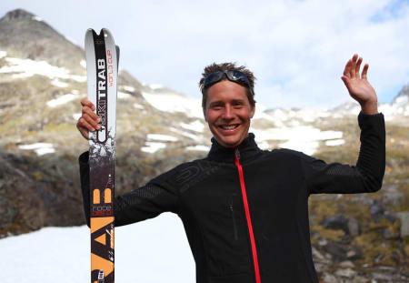 OMKOM I ØKSENDALEN: Ola Inge Drøpping fra Sunndalsøra er en av de fire som mistet livet i tragedien i Øksendalen mandag. Foto: Matti Bernitz