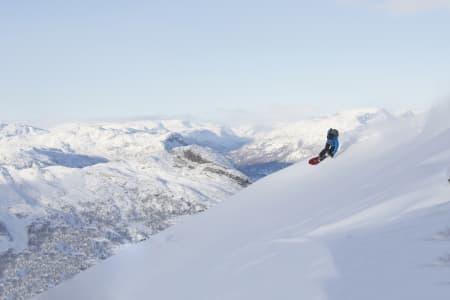 Alpinanlegg over hele landet rapporterer om stor økning i salget av heiskort så langt denne sesongen. Foto: Kalle Hägglund