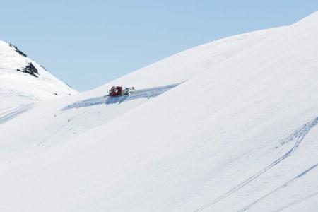 IKKE POPULÆRT: Forslaget om å tillate tråkkemaskiner og catskiing i norske fjell får en lunken mottagelse av flere. Men på Harpefossen (bildet) er catskiing både ønsket og i ferd med å realiseres. Foto: Tore Meirik