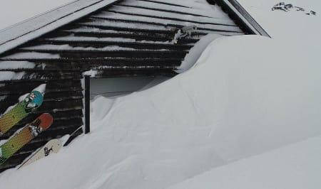 HVITEVARER: Bra med snø på Fonna! Foto: Tom Erik Finnerud