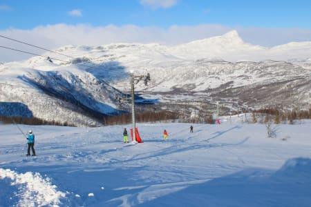 KLARE: Nå åpner skianlegget i Beitostølen. Foto: DestinasjonsKirurgene