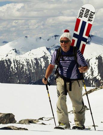FAST INVENTAR: Ingen Strynesommer uten Truls Omtvedt. Foto: Hans Petter Hval