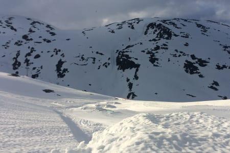 ÅPNER: Torsdag åpner Stryn Sommerskisenter. Foto: Adrian Krohn Tøien