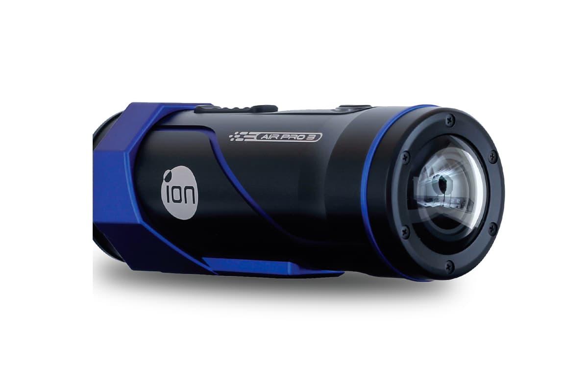 KONKURS: Det er dette kameraet iON har kjemet mot GoPro med. Foto: iON