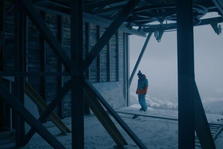 DOKUMENTARFILM: Dennis Risvolls verdenscupeventyr har blitt dokumentarfilm. Den skal vises på NRK mandag og tirsdag. Foto: Planckfilm