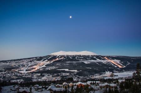 TRYSIL: Nå er det hit de norske skikjørerne ønsker seg. Foto: Ola Mattsson