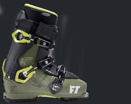 GÅ NÅ! Endelig kommer Full Tilt med støvler med techmaljer.
