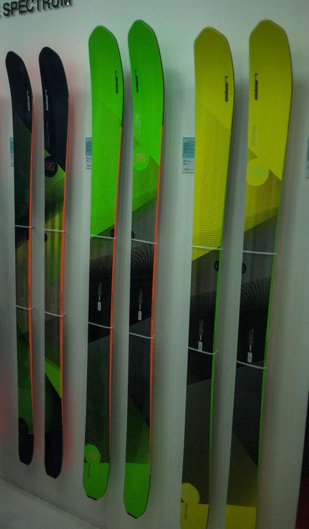 Elan Spectrum (117 (de grønne)