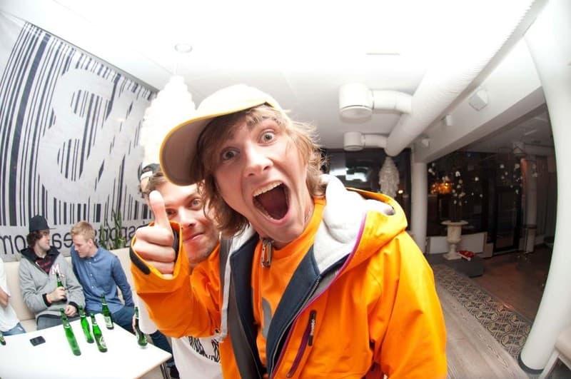 BLIDSPENT KAR: Dennis Risvoll er den eneste karen fra Norge som har gått til topps i en Freeride World Tour-konkurranse.