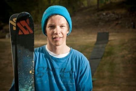 SUPERTALENT: Er yngstemann av de nominerte i klassen for Årets Mannlige Jibber han som skal vinne prisen? Foto: Vegard Breie