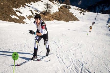 SEIER: Killian Jornet bor i Lyngen og er verdens raskeste motbakkeløper på ski for tida. Foto: International Ski Mountaineering Federation (ISMF)