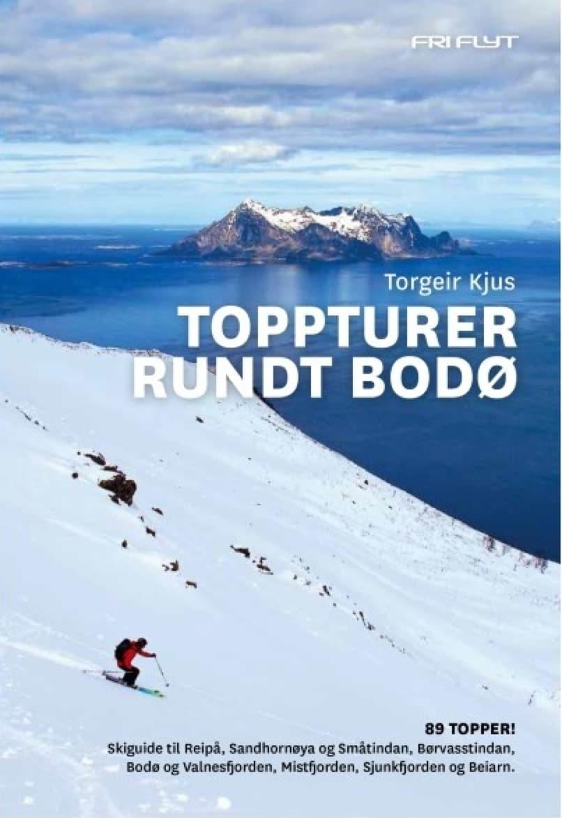 NY BOK: Toppturer rundt Bodø.