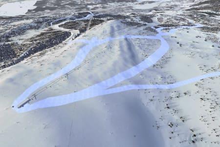 TOPP MODERNE: Neste vinter skal den nye stolheisen og det nye familieområdet på Hafjell stå klart. Illustrasjon: Structor