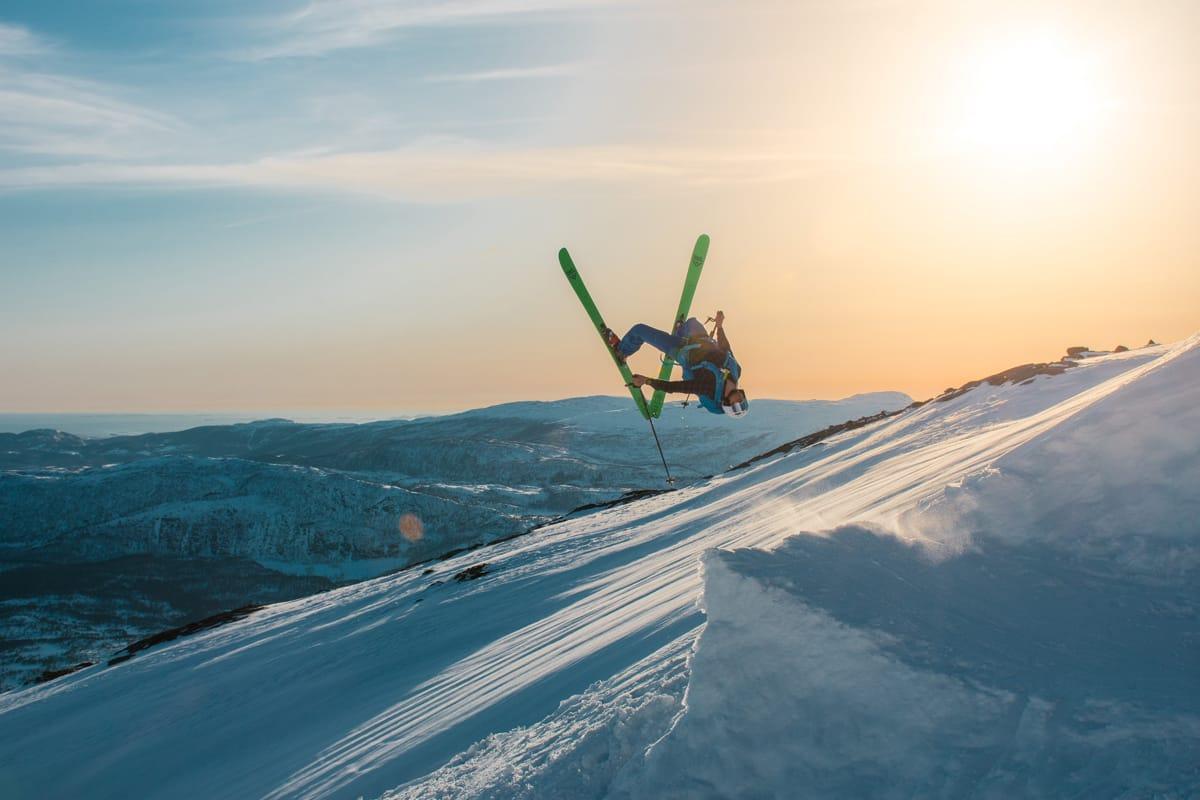 GIRA? Snart er det vinter! Foto: Andreas Haverstad